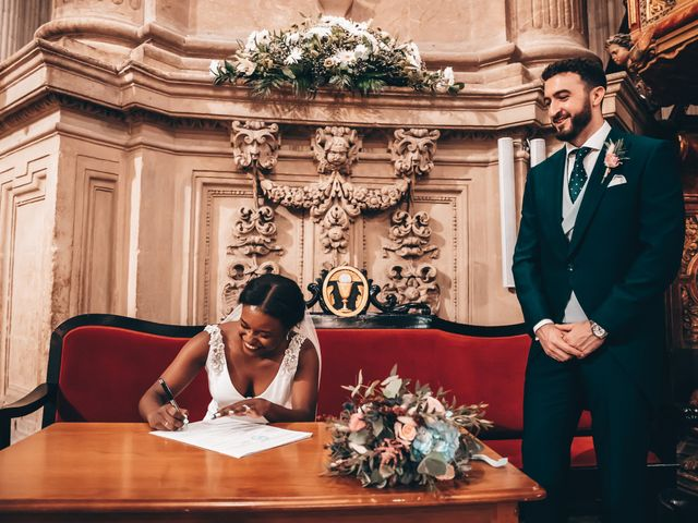 La boda de Felix y Katia en Granada, Granada 53