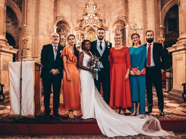 La boda de Felix y Katia en Granada, Granada 57