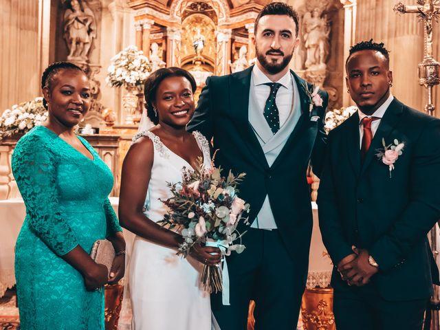 La boda de Felix y Katia en Granada, Granada 58