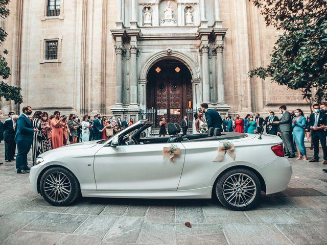La boda de Felix y Katia en Granada, Granada 61