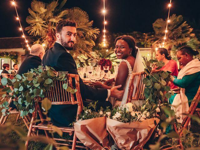 La boda de Felix y Katia en Granada, Granada 99