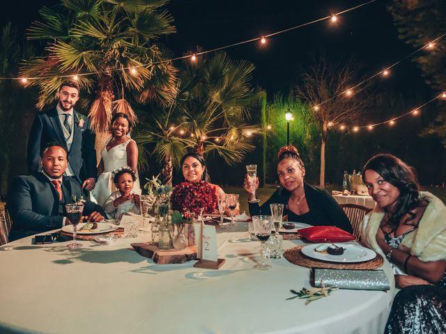 La boda de Felix y Katia en Granada, Granada 107