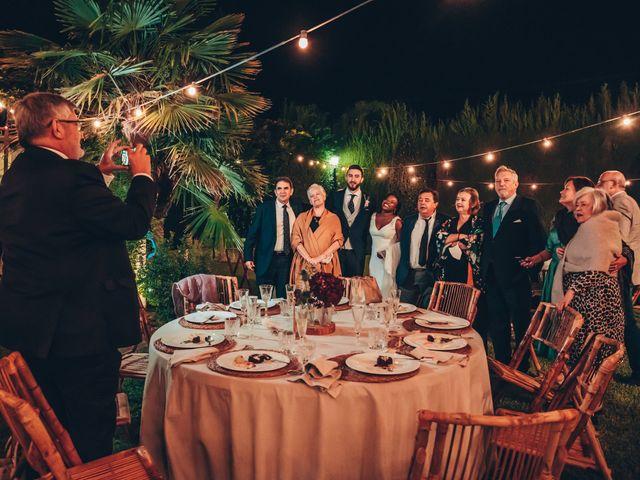 La boda de Felix y Katia en Granada, Granada 111
