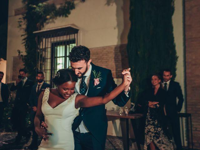La boda de Felix y Katia en Granada, Granada 123