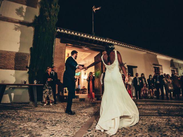 La boda de Felix y Katia en Granada, Granada 124