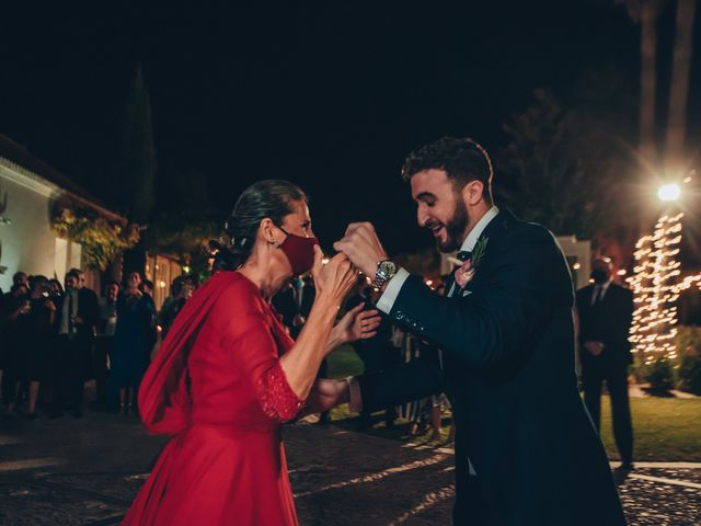 La boda de Felix y Katia en Granada, Granada 125