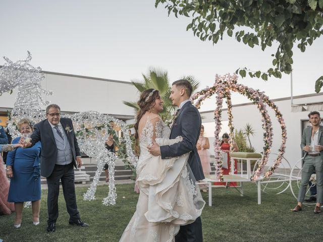 La boda de Almudena y Alejandro en Linares, Jaén 7