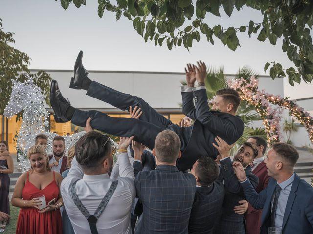 La boda de Almudena y Alejandro en Linares, Jaén 9