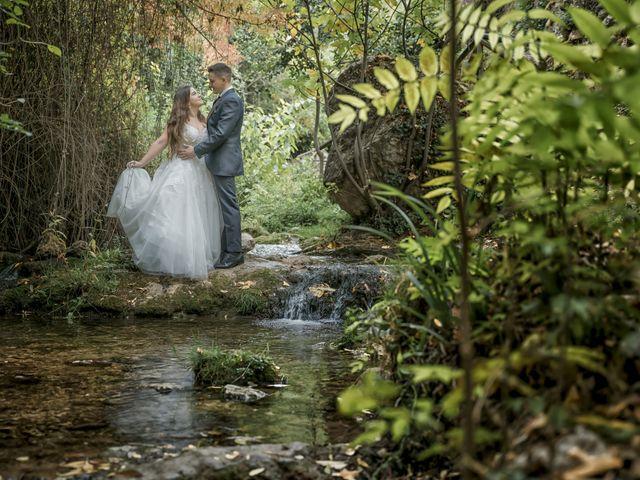 La boda de Almudena y Alejandro en Linares, Jaén 1