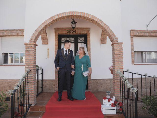 La boda de Almudena y Alejandro en Linares, Jaén 16