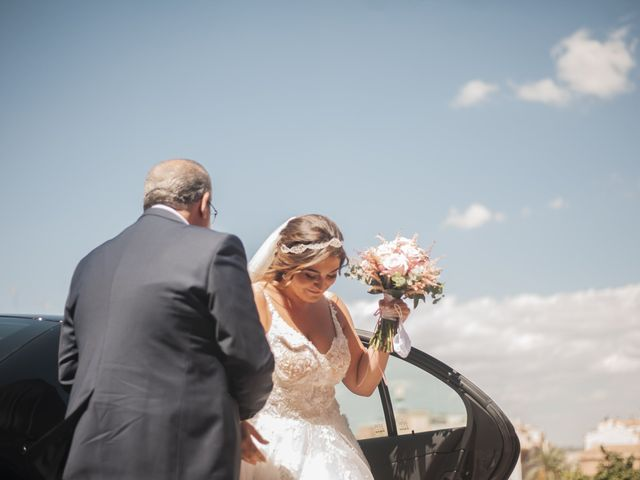 La boda de Almudena y Alejandro en Linares, Jaén 29