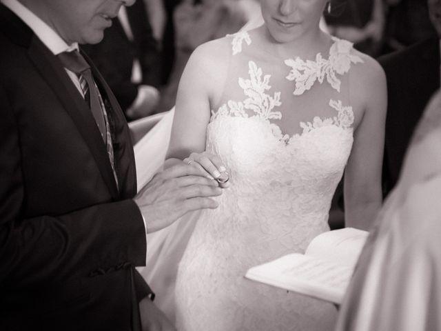 La boda de Manuel y Jenifer en Valdelacalzada, Badajoz 4
