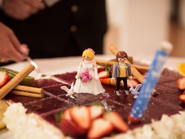 La boda de Manuel y Jenifer en Valdelacalzada, Badajoz 6
