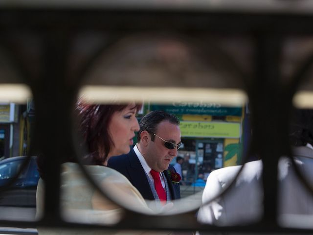 La boda de Javier y Loli en Madrid, Madrid 15