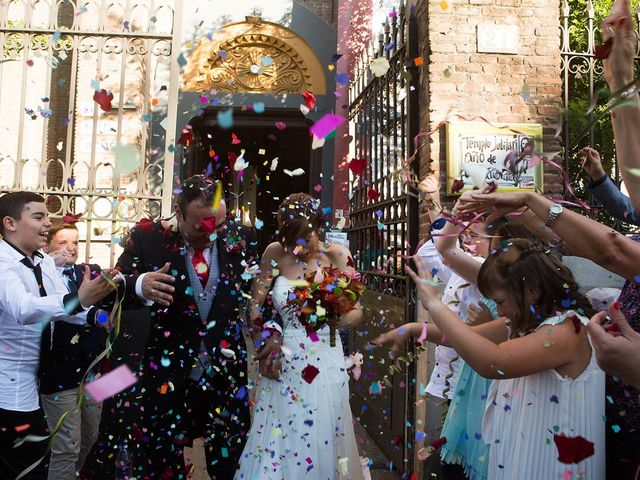 La boda de Javier y Loli en Madrid, Madrid 2