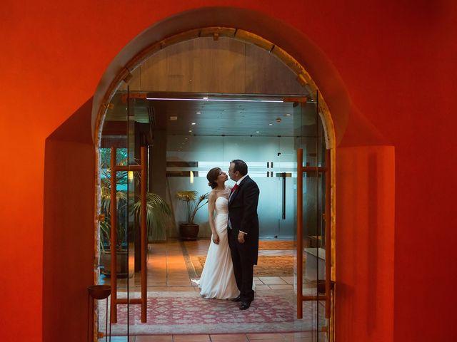 La boda de Javier y Loli en Madrid, Madrid 23