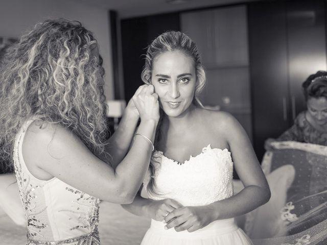 La boda de Óscar y Diana en L' Ametlla De Mar, Tarragona 6