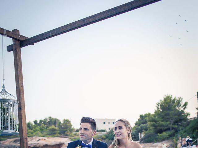 La boda de Óscar y Diana en L' Ametlla De Mar, Tarragona 8