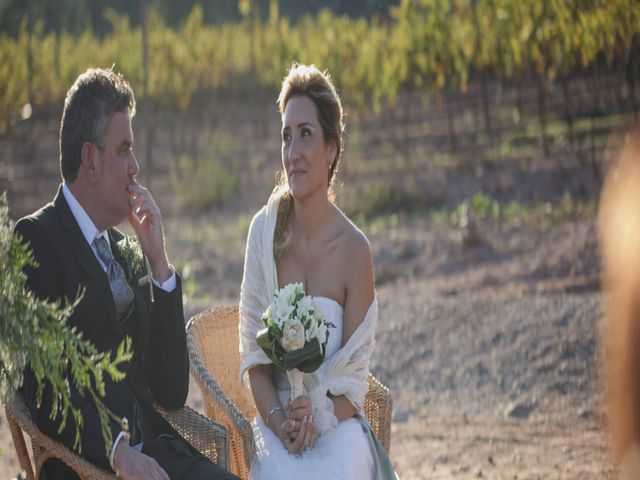 La boda de Esther y Gabi