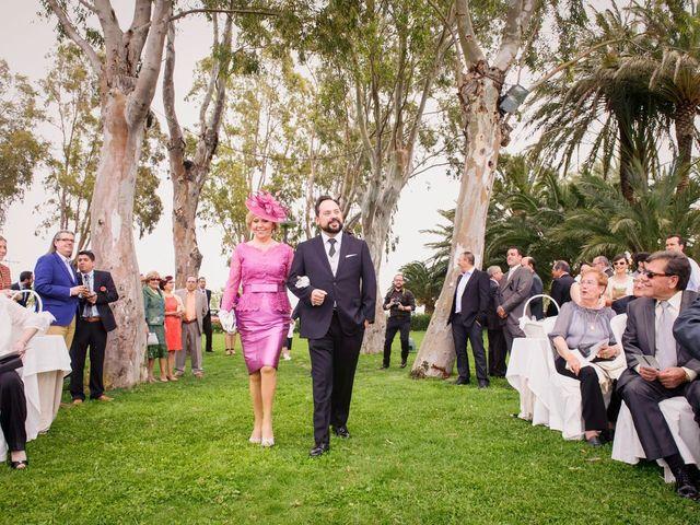 La boda de Paco y Monica en Valencia, Valencia 12