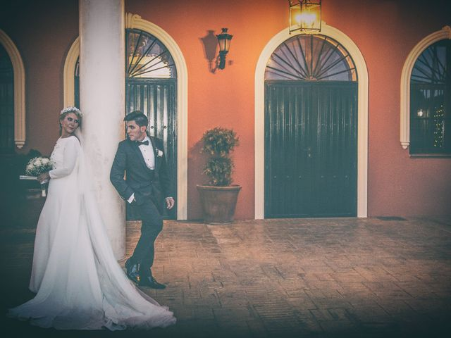 La boda de Melodia y Felix