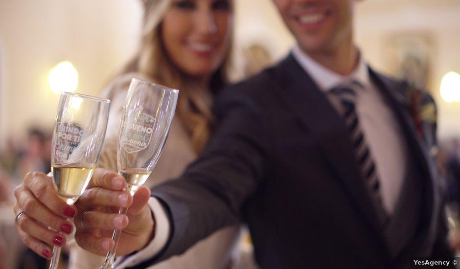 La boda de Laura y Carlos en Jaén, Jaén