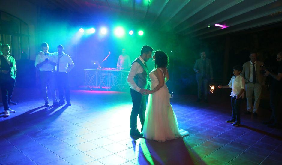 La boda de Javier y Susana  en El Collell, Girona
