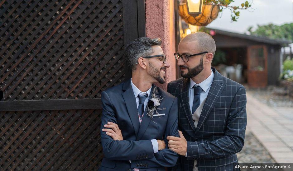 La boda de Sergio y Javi en Puerto De La Cruz, Santa Cruz de Tenerife