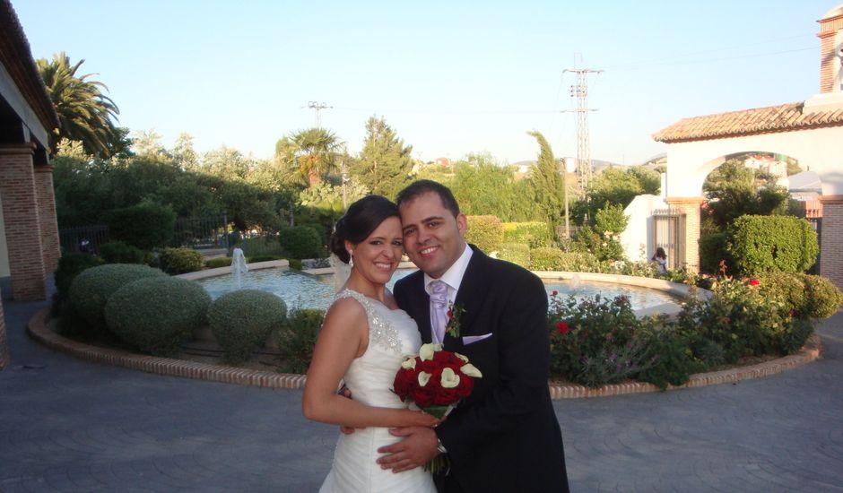 La boda de Marta y Sergio en Martos, Jaén