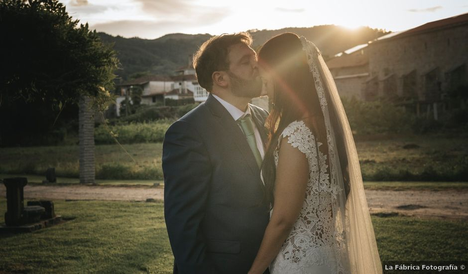 La boda de Jorge y María en Leiro (Capital), Orense