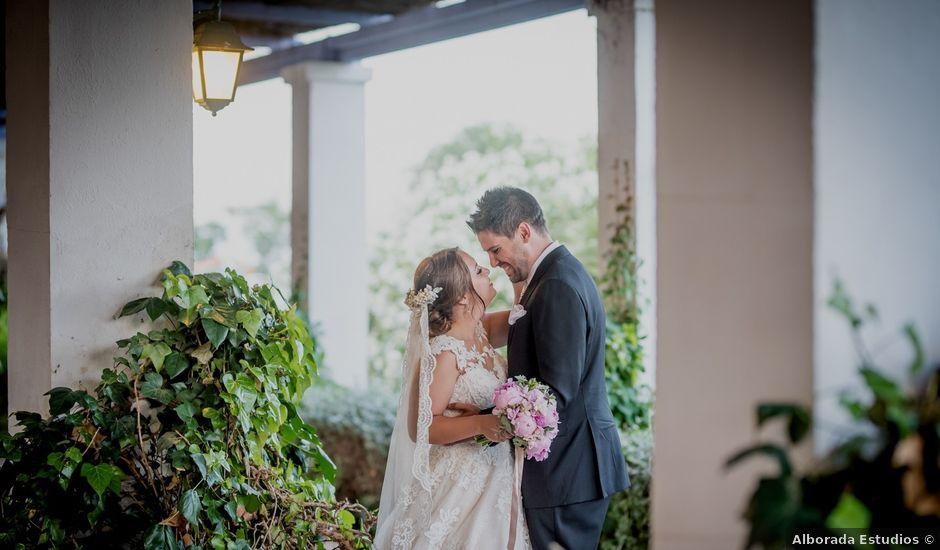 La boda de Rubén y Cintia en Valencia, Valencia
