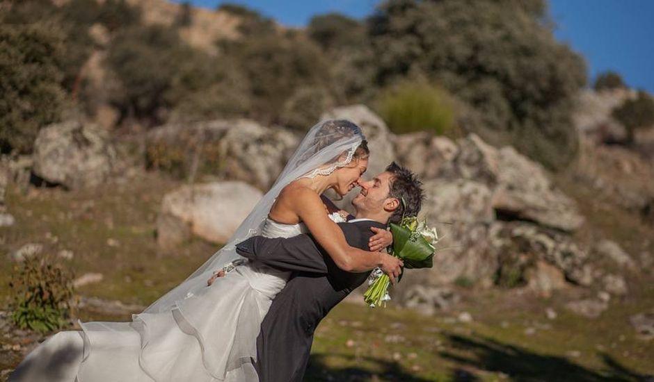 La boda de  Óscar y Elena en Alpedrete, Madrid