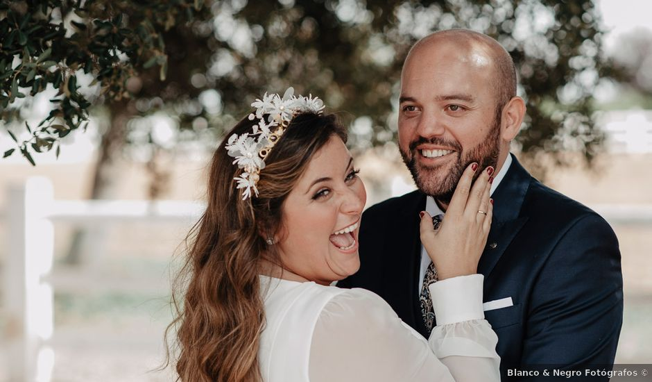 La boda de Paula y Carlos en Chinchilla De Monte Aragon, Albacete