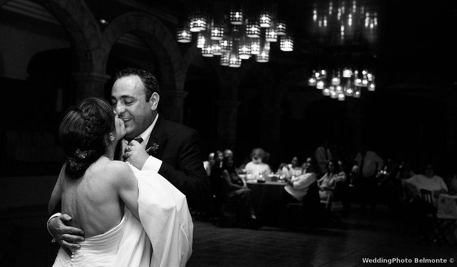 La boda de Javier y Loli en Madrid, Madrid