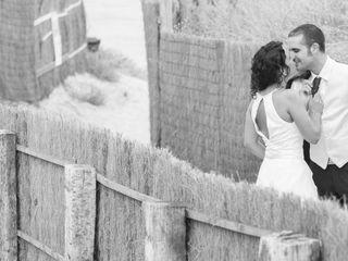 La boda de Estela y Pau