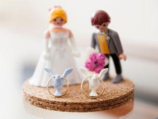 La boda de Leonor y Benito 1