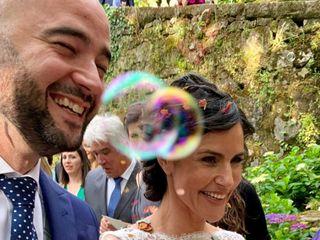 La boda de Iria y Pablo 1