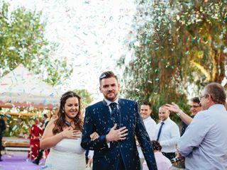 La boda de Yoly y Juanma