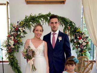 La boda de Raquel y Maykel