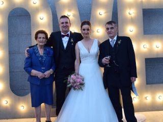 La boda de Juan Antonio  y Manoly