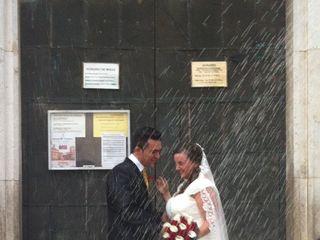 La boda de Lidia y Ángel 2