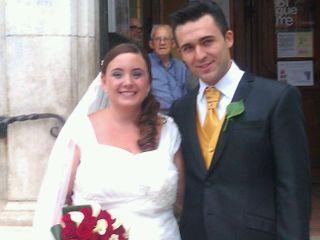 La boda de Lidia y Ángel 3