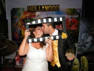 La boda de Lidia y Ángel