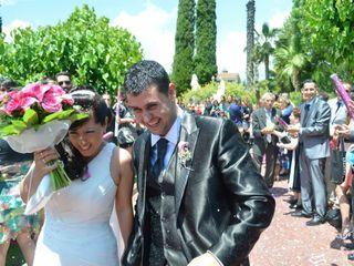 La boda de Dani y Olga