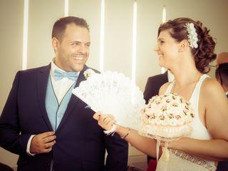 La boda de Estefania y Dani