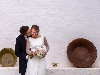 La boda de Laura y Abel