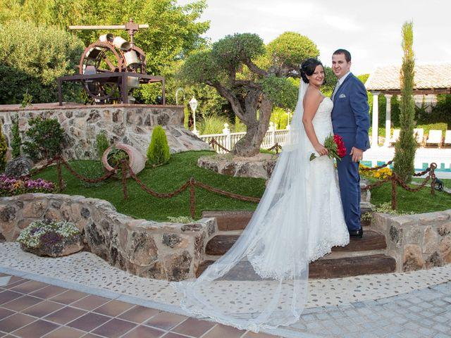 La boda de Francisco y Maria en Illescas, Toledo 1