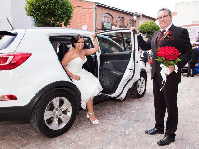 La boda de Francisco y Maria en Illescas, Toledo 12