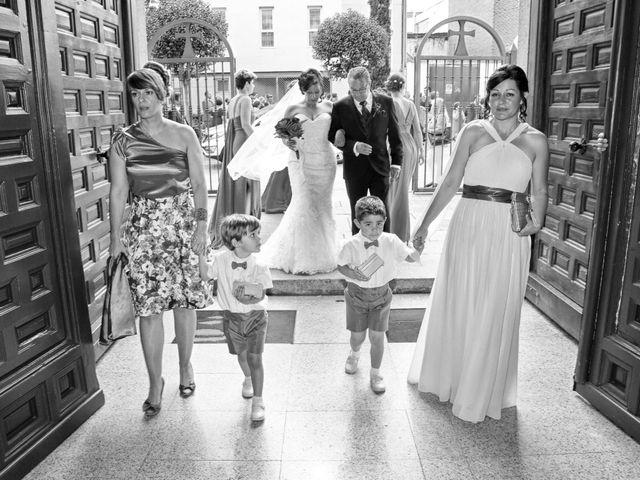 La boda de Francisco y Maria en Illescas, Toledo 13