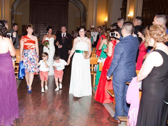 La boda de Francisco y Maria en Illescas, Toledo 14